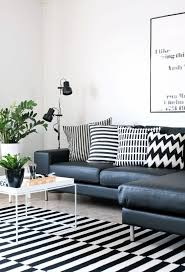 ikea living room rugs 26 ways to use ikea stockholm rug for home decor digsdigs