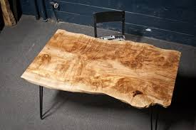 Maple Table Natural Live Edge Wood Dining Tables Serving The Greater Seattle