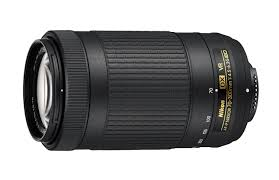 amazon com nikon af p dx nikkor 70 300mm f 4 5 6 3g ed vr lens
