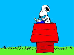 snoopy on his dog house what s in snoopy s dog house