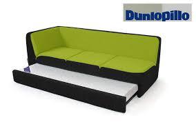dunlopillo canape sofa bed sofas decofinder