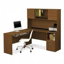 Corner Pc Desk Corner Computer Desk With Hutch For Home Foter