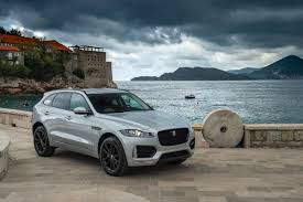 jaguar sleek and sensual u2014the 2017 jaguar f pace