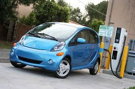 mitsubishi electric car 2016 mitsubishi i miev review autoweb