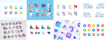 14 Best Inspiration Images On Icon Design Inspiration U2014 Week 14 U2013 Iconscout U2014 An Icon