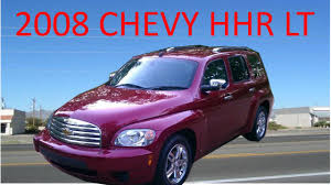 used chevrolet hhr review youtube