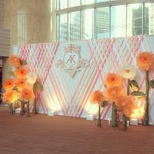 wedding backdrop hk hong kong four seasons hotel wedding backdrop decor