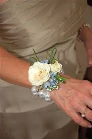 wedding wrist corsage wrist corsage for ginny nothing big and doesn t