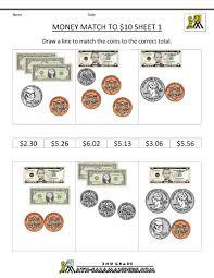 Coin Worksheets Money Multiplication Worksheets U0026 Multiplication Worksheets For