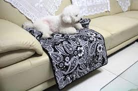protége canapé lit tapis protège canapé pour chien bouledogue avenue