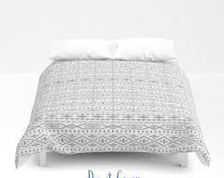 southwestern bedding etsy