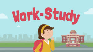 college work paying for college what is work study youtube