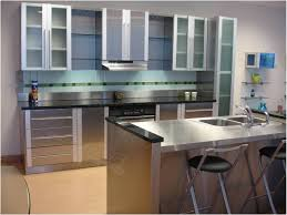 kitchen stainless steel kitchen cabinets steelkitchen