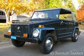 1974 vw thing for sale