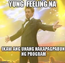 Ikaw Na Meme - best of ikaw na meme robert downey jr iron man imgflip kayak