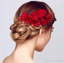 bridal hair pins vintage wedding bridal hair flower comb headpiece hair