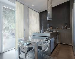 Kitchen Island As Dining Table Small Dining Rooms That Save Up On Space