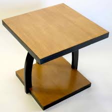 french art deco side table from france omero home