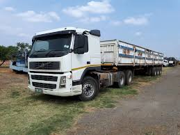 trailer volvo volvo fm12 truck with 3axle trailer for sale reference 1486 from