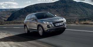 used peugeot 4008 peugeot 4008 new car showroom suv photos u0026 videos