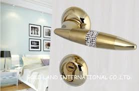 Bedroom Door Lock by 72mm Free Shipping 2pcs Handles With Lock Body Keys Crystal Glass