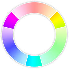 what color does pink and blue make colors on the web color theory the color wheel