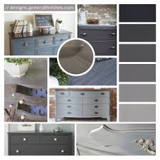 gray milk paint general finishes and driftwood