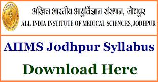 paper pattern of aiims aiims jodhpur staff nurse syllabus pdf 2018 aiimsjodhpur edu in