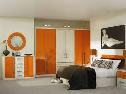 bedroom best design m white bedroom orange accents ideas white