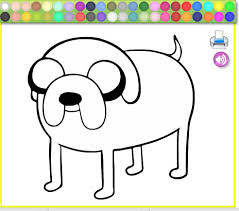 adventure time coloring pages online adventure time games free kids games online kidonlinegame com