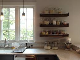 Rustic Spice Rack Kitchen Shelf Cabinet Made From Best Home Hand Made Industial Floating Shelf Industrial Spice Rack
