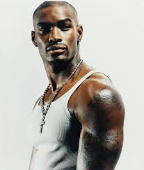 international super model fashion icon and actor tyson beckford