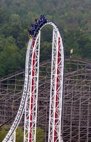 108 best amusement rides images on pinterest roller coasters