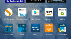 android app store how to get play on a kindle and install any android