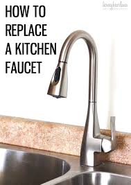 kitchen faucets repair fascinating how to replace delta diamond