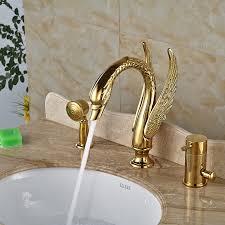 Swan Faucet Gold Swan Faucet Tub Promotion Shop For Promotional Swan Faucet Tub On