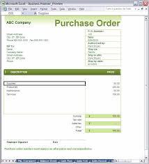 Free Purchase Order Form Template Excel 40 Best Order Form Images On Order Form