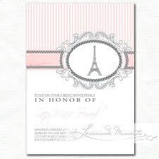 eiffel tower invitations free printable eiffel tower invitations niengrangho info