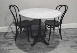Iron Bistro Table New Photo On Instagram Marble Bistro Table For Two Tablebases