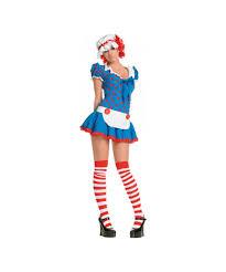 rag doll halloween costume women costume