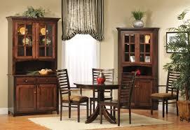 lexington shaker amish corner hutch amish dining room furniture