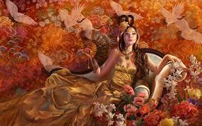 thanksgiving themed wallpaper fall fantasy autumn fantasy art fall thanksgiving pinterest