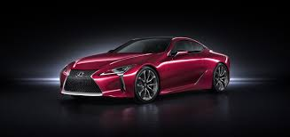 lexus convertible lexus lc to get convertible hybrid and high performance variants