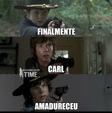 Walking Dead Meme Carl - the best carl memes memedroid