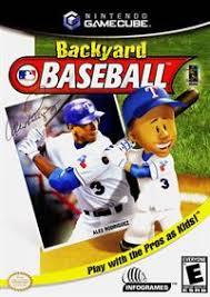 Backyard Baseball 2004 Download Humongous Entertainment Games Launchbox Games Database