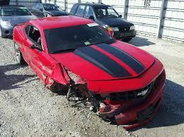 rebuildable camaro salvage title rebuildable 2012 chevrolet camaro coupe 3 6l 6 for