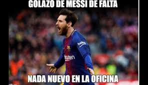 Memes Sobre Messi - barcelona vs leganés los mejores memes del hat trick de messi y la