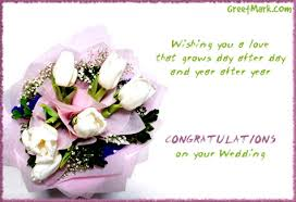 Beautiful Marriage Wishes Beautiful Bouquet Congratulations On Your Wedding