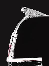 1940 oldsmobile ornament photograph by rogan