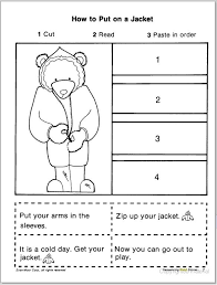 free worksheets worksheets sequences stories free math